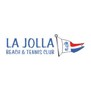 La Jolla Beach and Tennis club logo