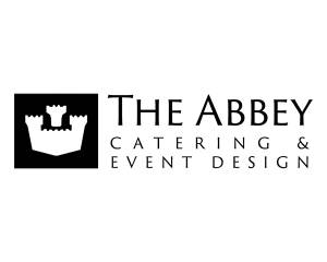 The abbey catering logo