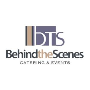 Behind the Scenes Catering logo