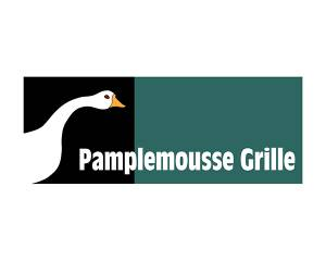 Pamplemousse Grille Logo